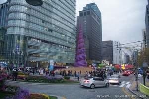 淄博旅游公司出发到韩国首尔群山邮轮五日休闲之旅 威海石岛起止