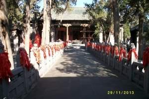 关林庙石狮甬道