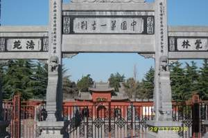 河南全线4日游_少林寺、龙门石窟、白马寺、云台山、开封四日游