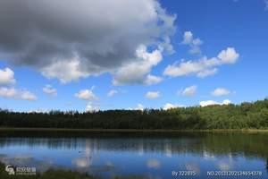 北京去内蒙赤峰草原旅游:玉龙沙湖、赛罕乌拉庆云山双卧四日