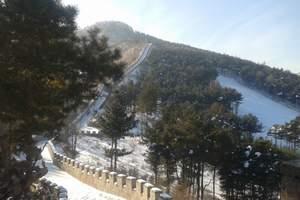 阿城玉泉威虎山滑雪场
