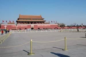 新疆北京大连旅顺蓬莱威海烟台青岛济南单飞双卧11日纯玩游