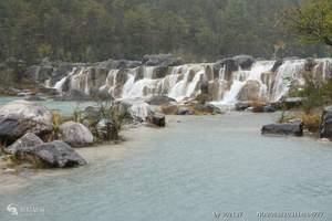 丽江白水河