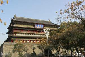 【去壶口瀑布旅游推荐季节】陕西东线市内西线北线7日|西安旅游