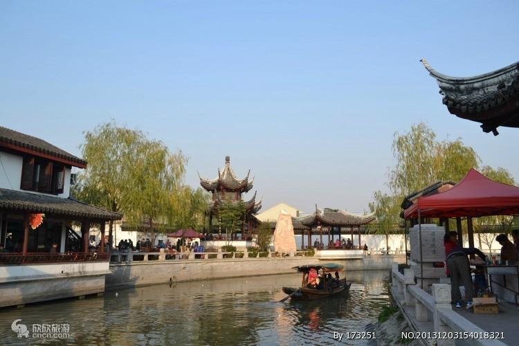 上海召稼楼古镇