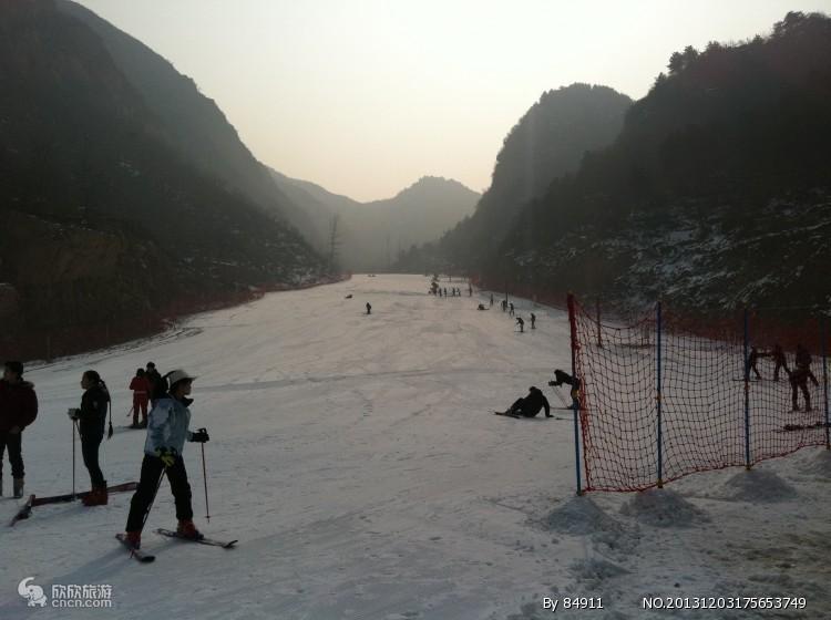 武安七步沟滑雪场