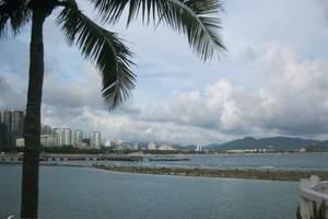【老年游行程安排】4日旅游+7日三亚湾海滨品质疗养双卧15日