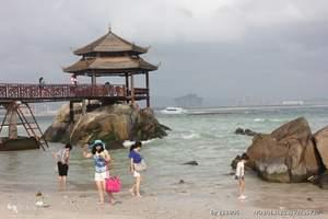 郑州到海南旅游/郑州到海南蜈支洲岛、南山寺新贵族双飞五日游