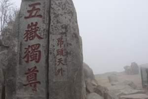 泰山旅游路线_东岳泰山一日游纯玩团 泰山优惠门票