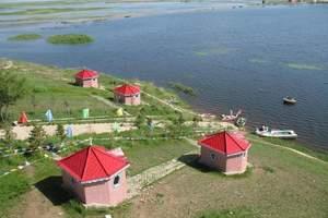 去内蒙古草原旅游要注意什么-呼伦贝尔草原满洲里根河湿地双飞6