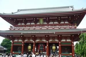 成都出发到日本本州、东京、大阪、富士山纯玩七日游【南充报名】
