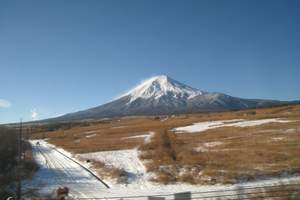 日本本州·东阪6天快乐之旅(日本特色酒店及富士山温泉酒店)