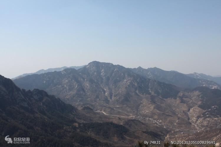 临沂蒙山风景区
