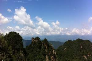 张家界4日游 袁家界+天子山+天门山+玻璃栈道+凤凰古城