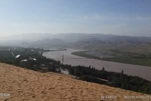 沙湖、贺兰山岩画、影视城、红玛瑙枸杞观光园、沙坡头2日行程