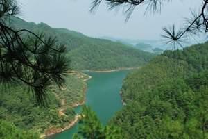 南昌周边旅游丨柘林湖一日游