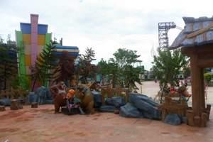 杭州到凯蒂猫家园、熊出没乐园二日游<亲子线路>凯蒂猫主题乐园