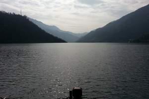 渝之旅暑假推荐_阿依河峡谷_步行观光二日游_阿依河在哪
