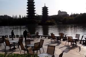 深圳去桂林旅游价格 桂林 兴坪漓江 银子岩 世外桃源三天