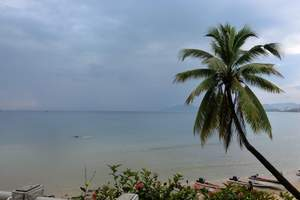 保定到海南三亚蜈支洲岛、分界洲岛、天涯海角双飞6日游