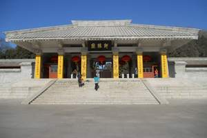 (3天游)特价:推荐西安 延安 壶口三日游-延安红色旅游攻略