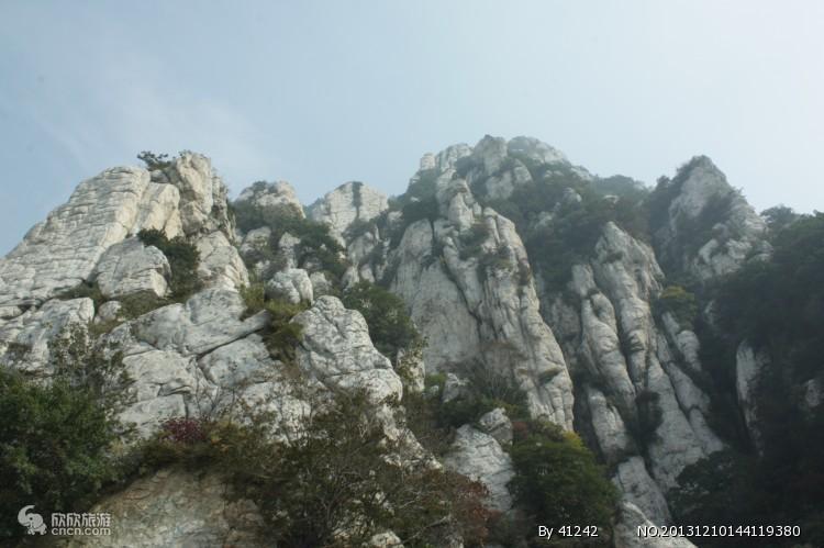 河南中岳嵩山
