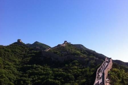 青岛去北京旅游线路,故宫八达岭,天坛颐和园,北京大学深度四日