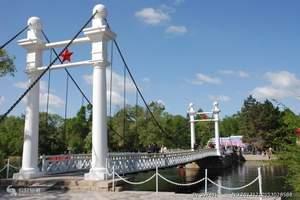 扎兰屯吊桥公园