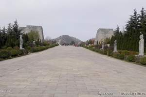 咸阳乾陵博物馆