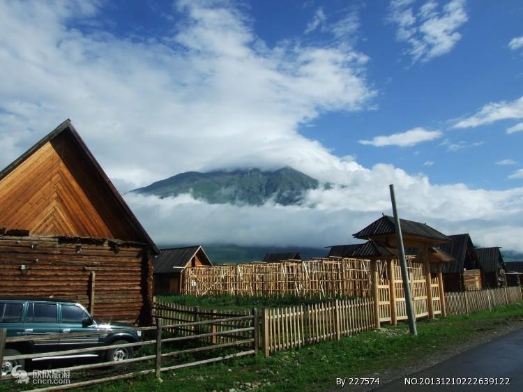 【喀纳斯+环天山摄影】5-8月新疆喀纳斯、喀拉峻、沙漠12日
