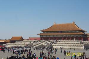 亲子总动员 泰安到北京故宫天坛八达岭长城亲子高铁纯玩四日游