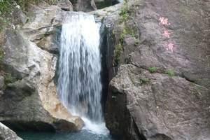 南昆山林丰温泉/泡天然温泉湖心岛、南昆山三寨谷/天然泳池2天