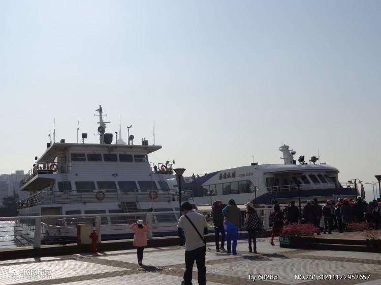 珠海湾仔码头