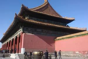 【沈阳到北京纯玩团】沈阳到北京双动5日纯玩全景团 北京旅游