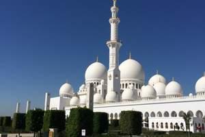 南昌到迪拜双飞六日游|迪拜一天自由活动+全程五星酒店