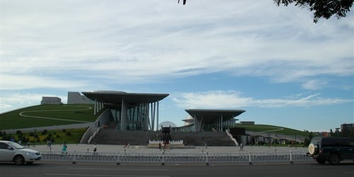 内蒙古博物馆