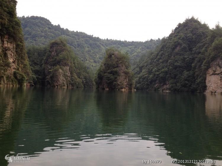 宝峰湖图片