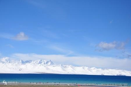 摄影之旅--圣湖纳木错1日游,赏雪山,观圣湖祈福之旅【纯玩】
