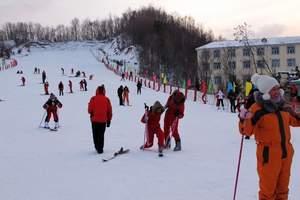 南海公园滑雪票