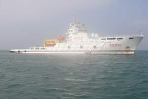 公司组团阳江海陵岛两日游 十里银滩、渔家乐游船、马降龙碉楼