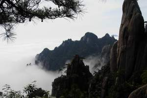 南昌到上饶三清山旅游,南昌出发到三清山、玉帘瀑布二日游