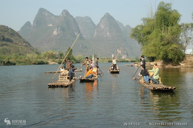 海南+广西旅游,新疆到海口、兴隆、三亚、桂林、北海四飞十日游