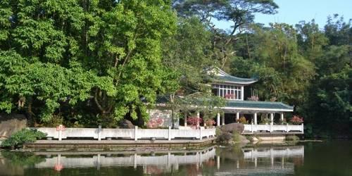 万石植物园