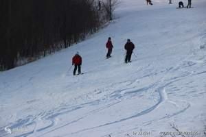 石家庄跟团到秦皇古道滑雪一日游|石家庄到秦皇古道滑雪场一日游