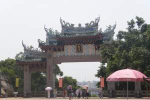 莆田湄洲岛妈祖庙