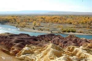 重庆到大美新疆(南北疆)半程自驾15日 自驾游