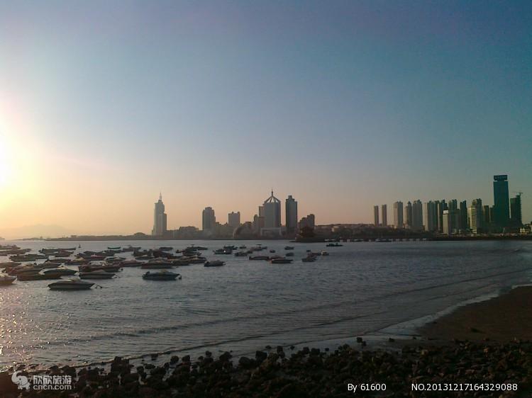 山东半岛青岛烟台威海蓬莱四日游(动车往返)济南出发避暑海边游