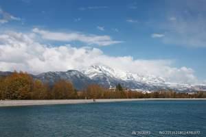 大美玉龙雪山冰川公园大索道蓝月谷纯玩一日游(含防寒服氧气)