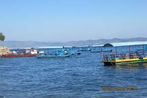五一首发 昆明澄江抚仙湖纯玩一日游 抚仙湖旅游专线 天天发团