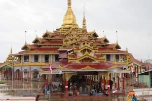 昆明到缅甸旅游内比都、蒲甘、曼德勒三飞5天4晚纯玩东航直飞